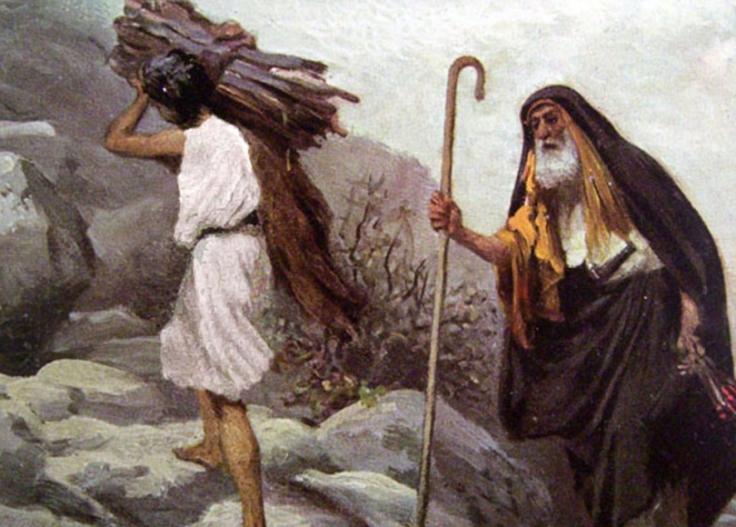abraham-and-isaac-wood