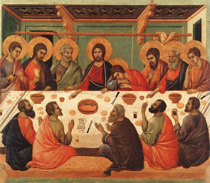 last supper_duccio